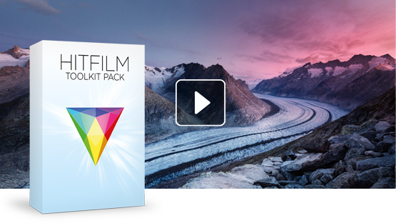 VEGAS Movie Studio 14 Suite - HitFilm Toolkit Pack