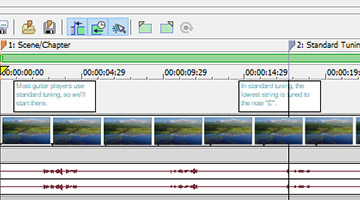 VEGAS Pro 15 - Create chapter markers and subtitles in VEGAS DVD Architect